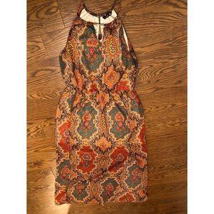 Dresses & Skirts - Bohemian floor length dress